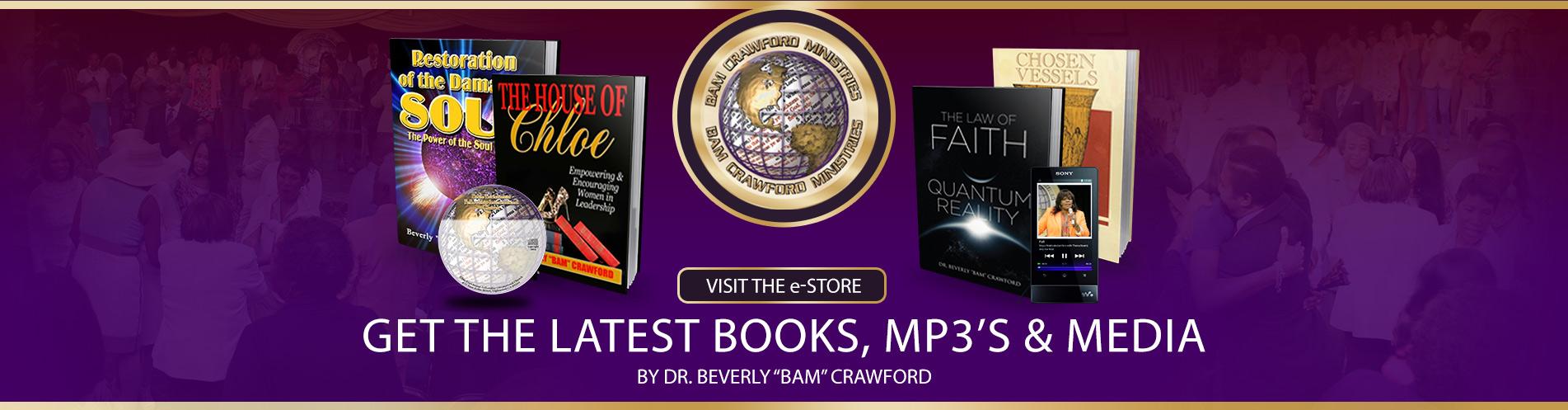 Visit BAM Ministries E-Store