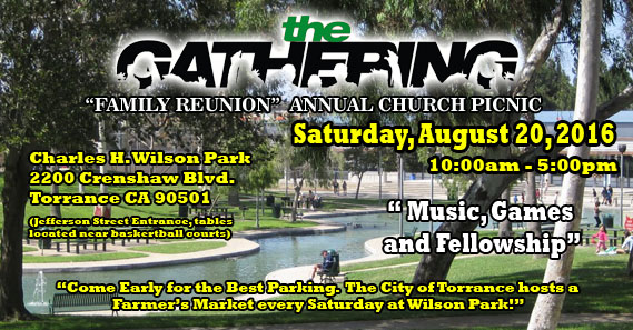 Gathering 2016 August 20